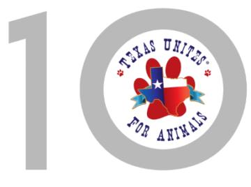 Your Logo Here!  Sponsor Texas Unites 2018